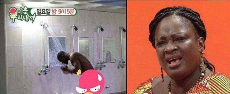 Controversy Sparks After Sam Okyere Is Filmed Naked In Shower