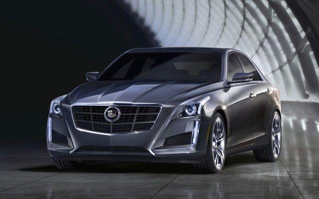 Cadillac CTS Wallpaper Free