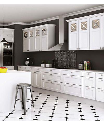 Kjøkkenskap og fronter