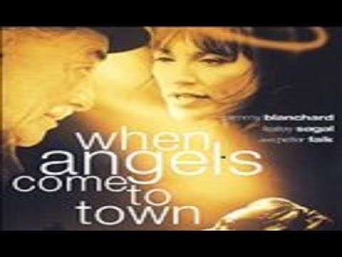 """""""When Angels Come to Town"""" (2004) FULL Christmas Movie with Peter Falk"""