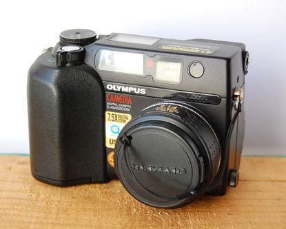 1999 OLYMPUS CAMEDIA (digital)