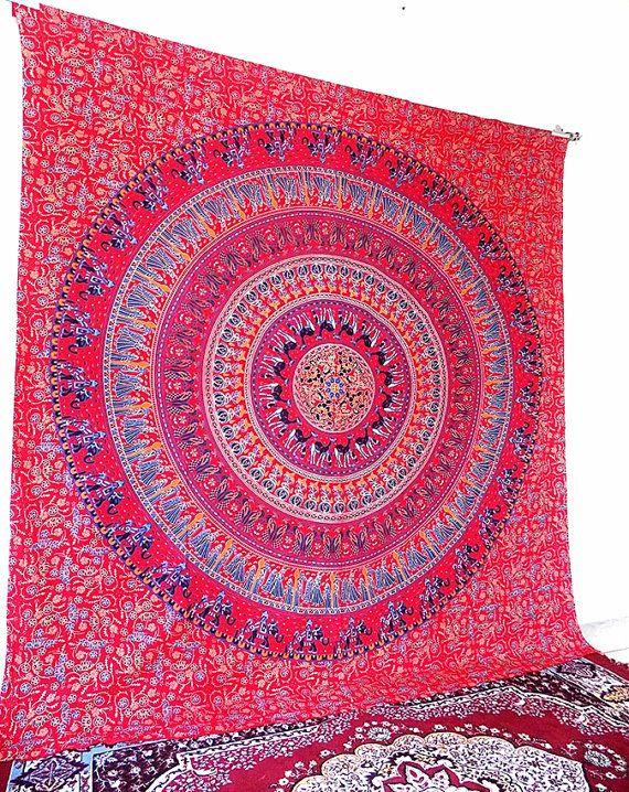 Mandala Tapestry Bohemian