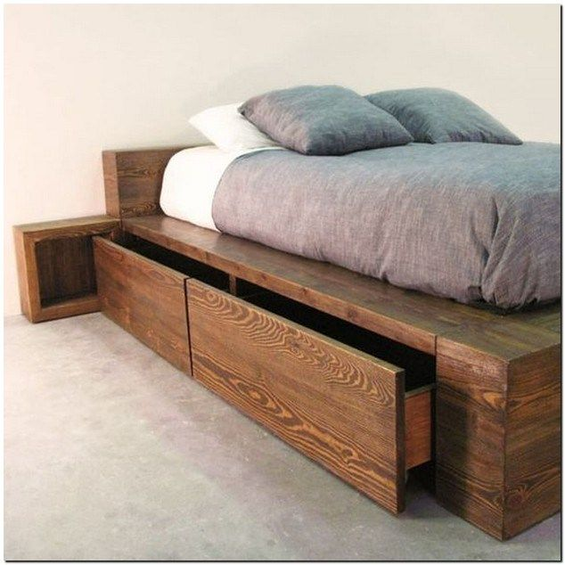 35 Innovative Ideas For Useful Beds With Storages 27 Aero Dreams