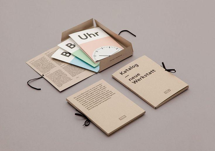 Nw2 / Neue Werkstatt | Design d'objet