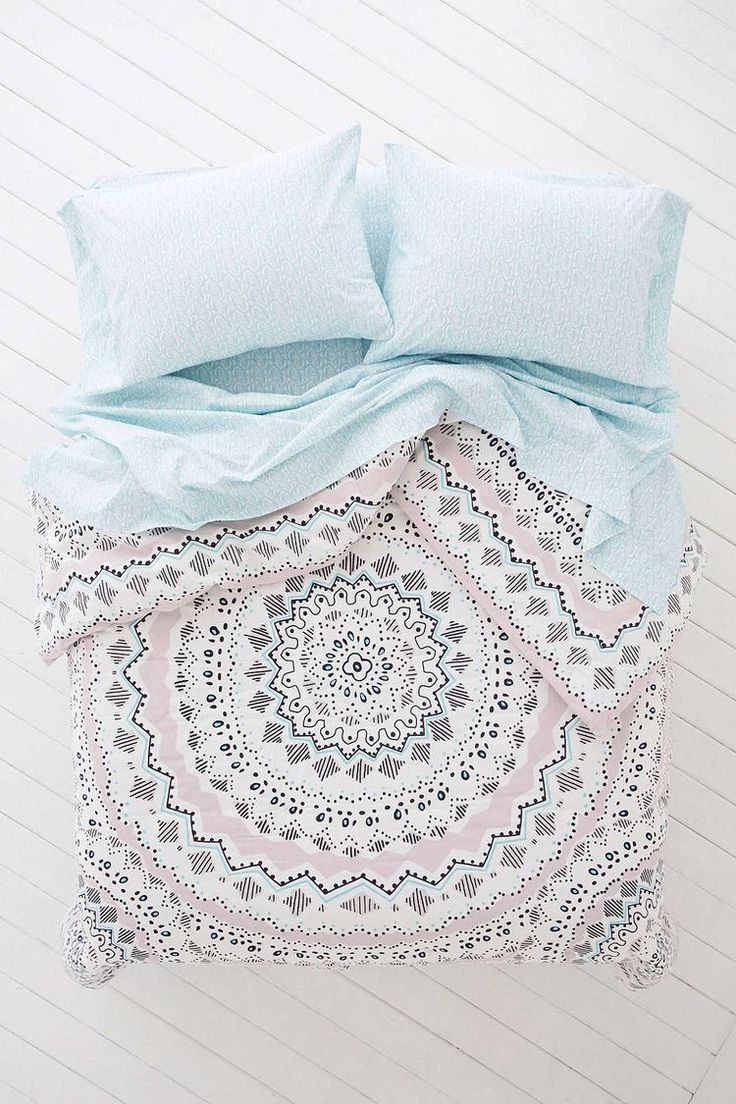 Teen vogue bedding watercolor garden - Find This Pin And More On Home Sweet Home