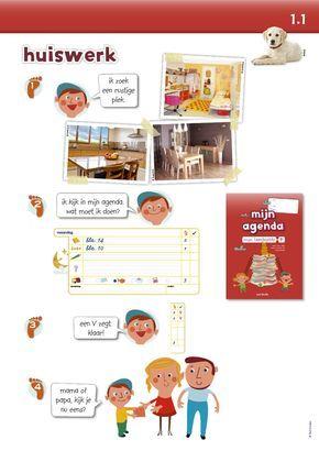 Klasposters-Leerladders huiswerk maken