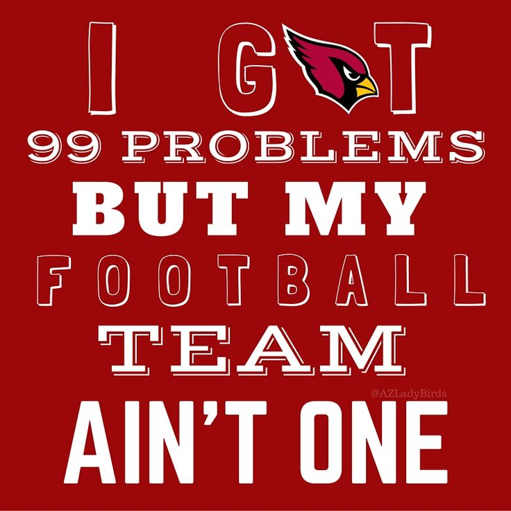 Arizona Cardinals meme 2016 #BirdGang #AZLadyBirds @Arizona LadyBirds
