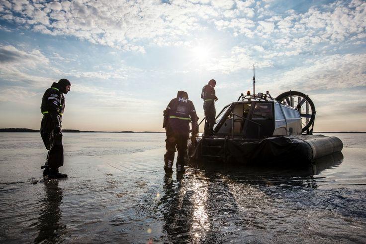 #Hovercraft Abenteuer in der Region #Saimaa #Finland - http://bit.ly/AdventureCampSaimaa