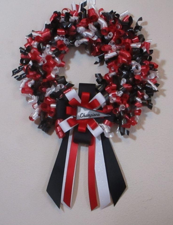 Best 25+ Cheerleading locker decorations ideas on ...