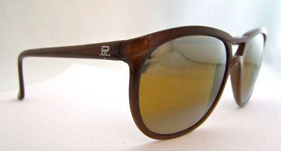 ad18590c39f RARE Vuarnet Pouilloux PX 5086 Brown Sunglasses France
