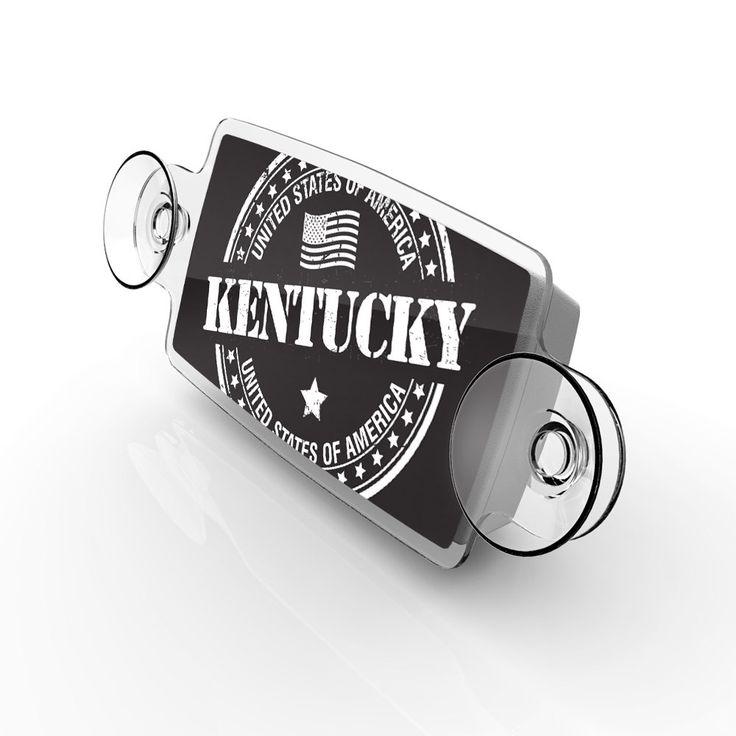 Small Toll Pass / EZ Pass / Transponder Holder - Kentucky State
