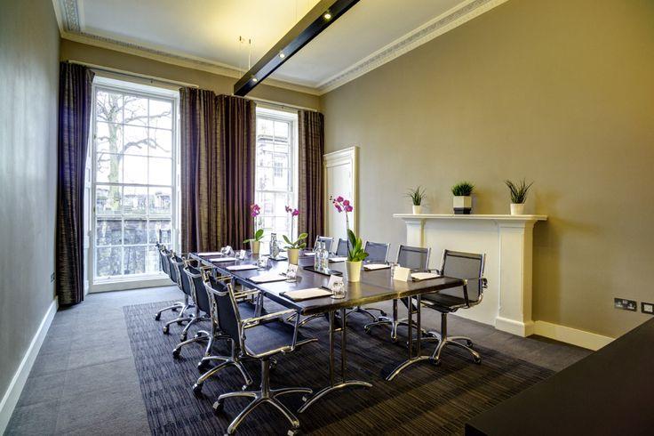 Meeting room at Apex Waterloo Place