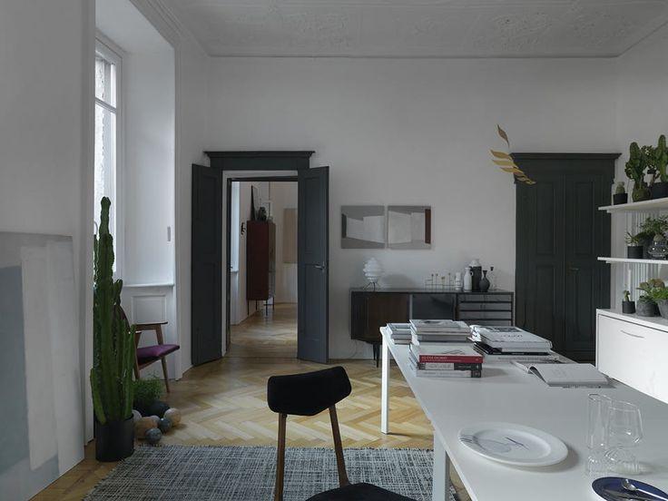 bolig indretning dansk design spisestue spisebord stol