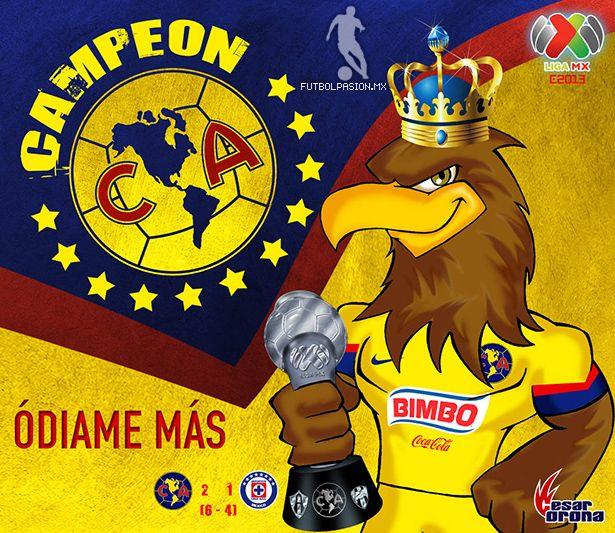 América campeón - Foro Club America - pág.2 - Foros del Club America