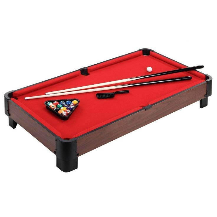 Buy Striker 40 In Table Top Pool Table   Big Fun, Small Footprint! At Good  Raptor For Only $98.95