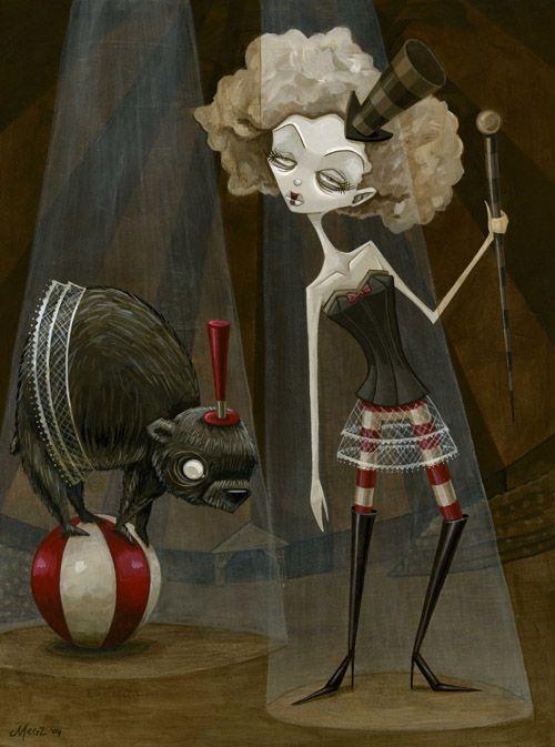 - 2009 - Big Top Betsy & Bongo The BalancingBear