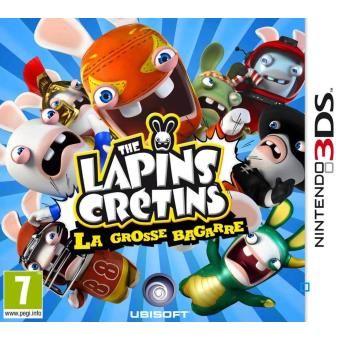 http://jeux-video.fnac.com/a10124195/The-Lapins-Cretins-La-Grosse-Bagarre-3DS-Jeu-Nintendo-3DS