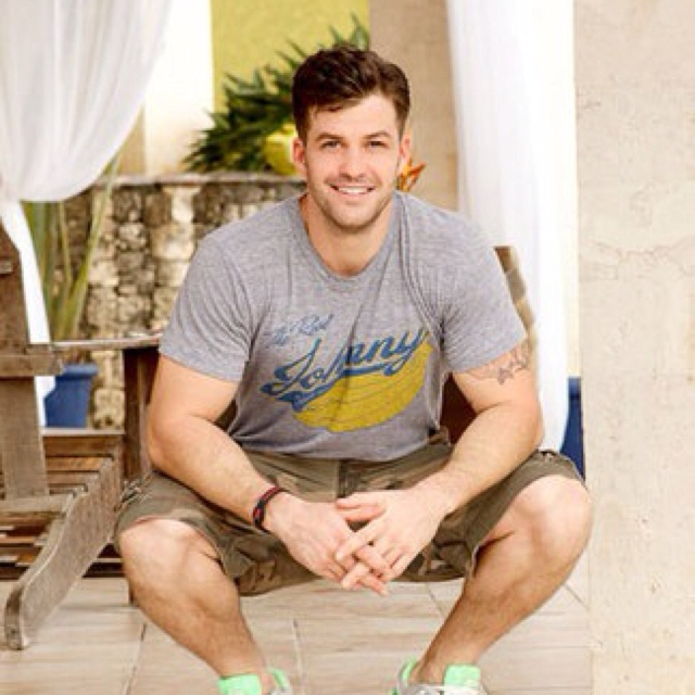 Johnny Bananas--the real world never looked so good!