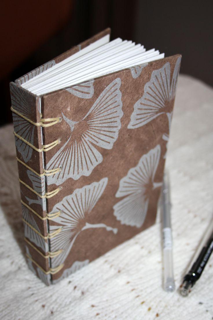 Kadri Crafts Notebook- secret Belgian binding