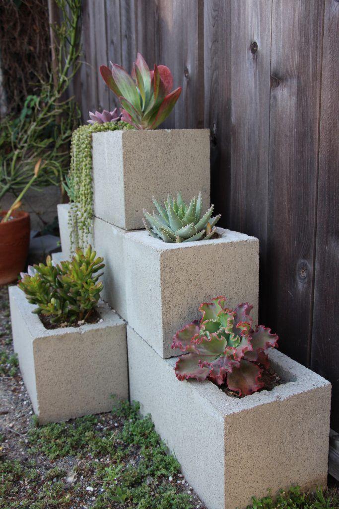 Wonderful Cinder Block Gardens You Should Not Miss Top