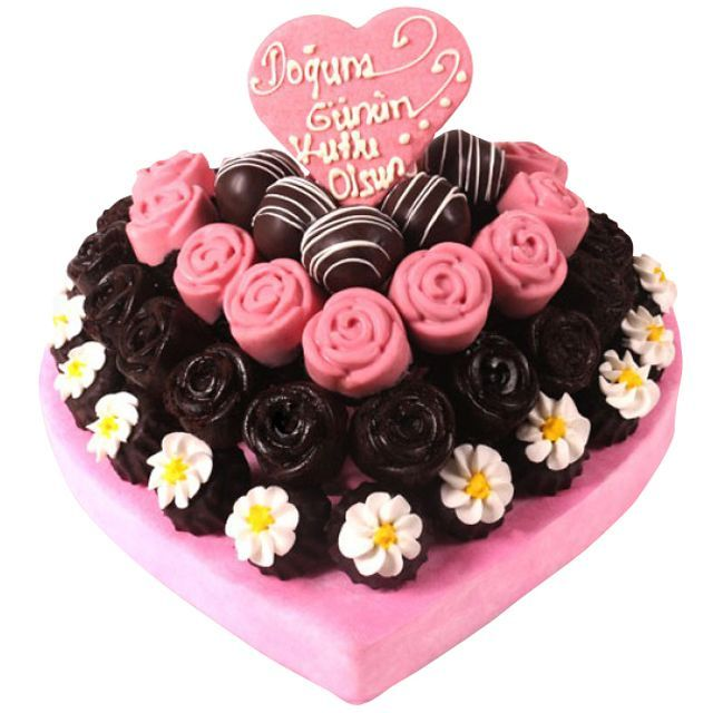 Doğum Günün Kutlu Olsun 314 Çikolata Sepeti