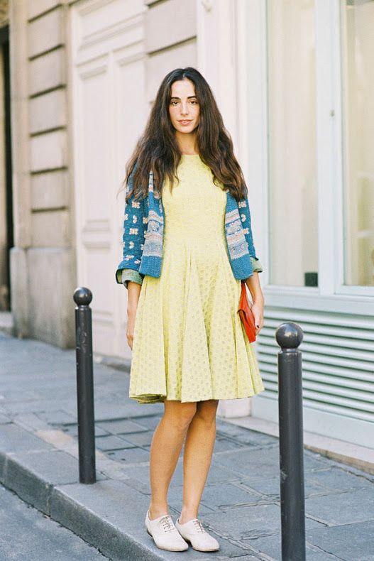 Vanessa Jackman: Paris Fashion Week SS 2013....After Giambattista Valli