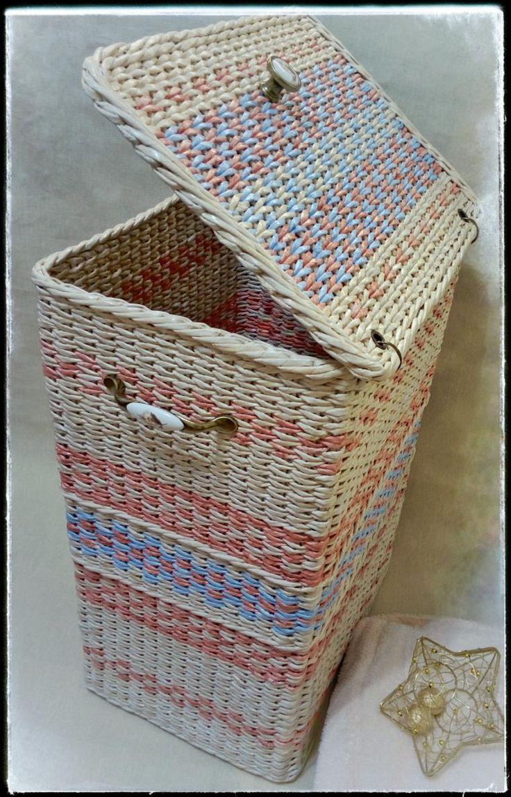 Ноу-хау или мебельная фурнитура и плетеные корзины! - Ярмарка Мастеров - ручная работа, handmade