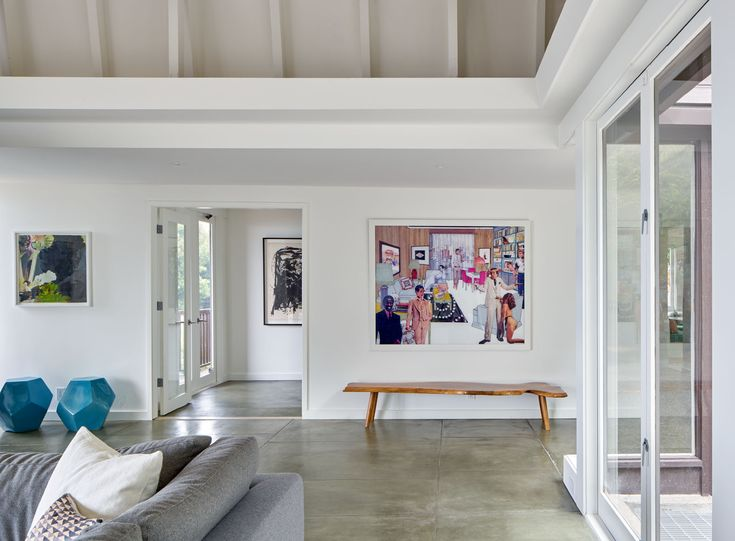 This Project Involved The Remodel Of A 1965 Mid Century Modern Residence By  YamaMar Design Along With Designer Alison Damonte In Berkeley Hills,  California.