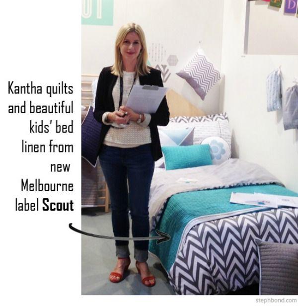 scout bed linen