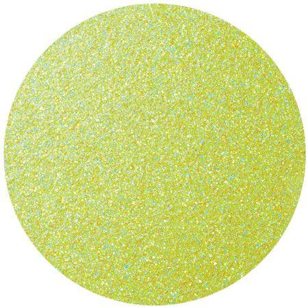 Martha Stewart Glitter Acrylic Craft Paint - Limeade