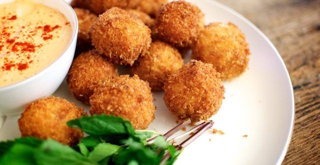 Receta fácil: Albóndigas de pescado
