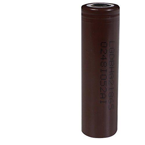 Batterie lithium-ion rechargeable LG INR HG2 18650, idéale pour votre cigarette électronique, 3,7 volts, 3000 mAh (20 A): Batterie…