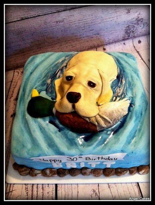 Duck Birthday Cake Pinterest