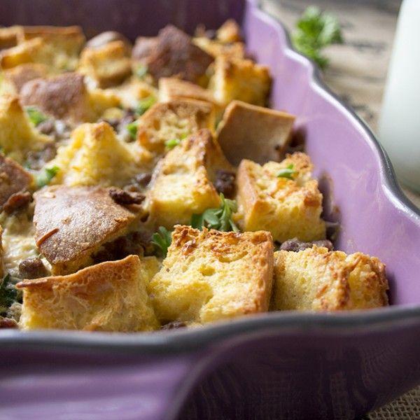 Recipe: Make-Ahead Breakfast Casserole