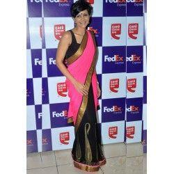 Mandira Bedi Saree Buy this @ trendzila.com