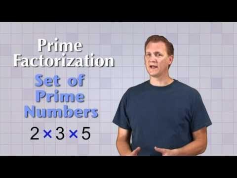 ▶ Math Antics - Prime Factorization - YouTube
