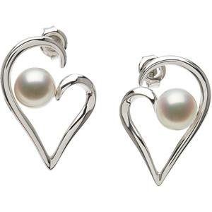 20% off  http://www.ibraggiotti.com/pearl-heart-earrings.html