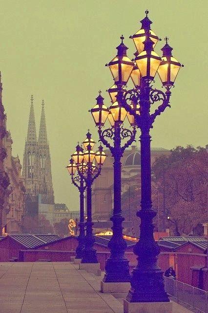 Beautiful Vienna, Austria
