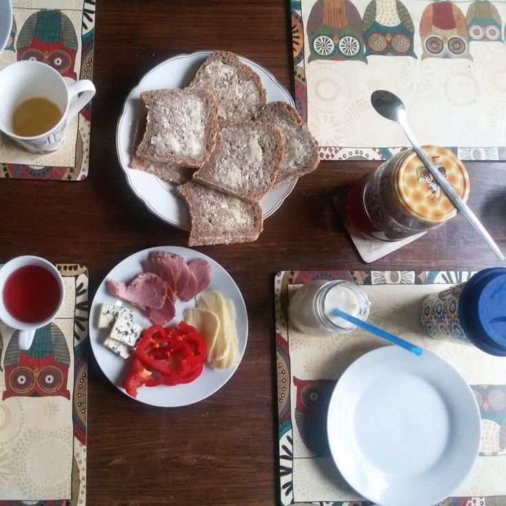 #breakfast #owls #sundaymorning