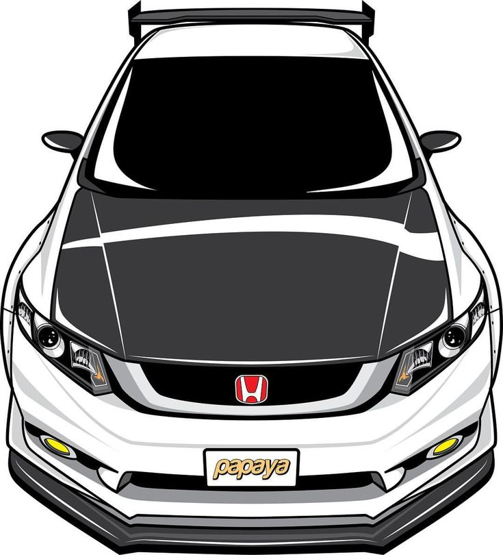 Honda Civic FB Done!! Thx for ordering poster with us @ghilang_69 , i hope you l… #Ridez