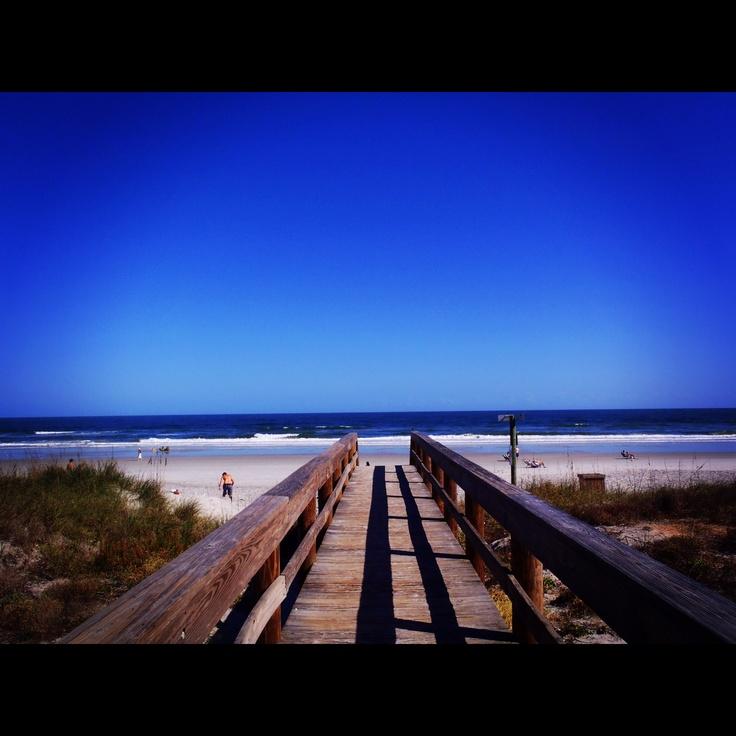Jacksonville beach!!!