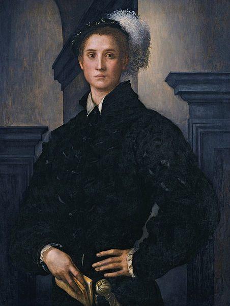 Cosimo I de Medici, first Grand Duke of Tuscany, (12 June 1519 – 21 April 1574) 1538, by Jacopo Carucci, usually called Jacopo da Pontormo.