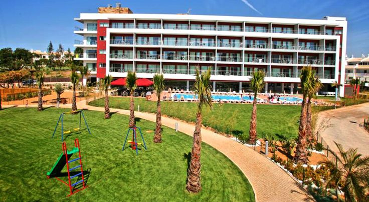 Areias Village Hotel Apartamento **** - Albufeira, Portugal