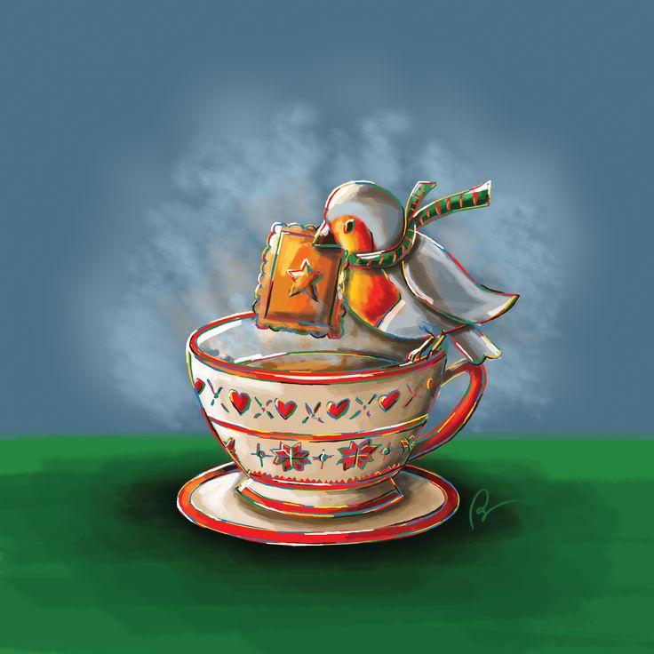 © Stillistic - Nathalie BRIULET - Tous droits réservés. Consultez mon projet @Behance: « Winter cup of tea » https://www.behance.net/gallery/56081831/Winter-cup-of-tea