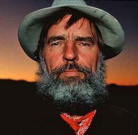 Edward Abbey: For all his acerbic wit and curmudgeonly crankiness, Ed Abbey taught me to love this world.