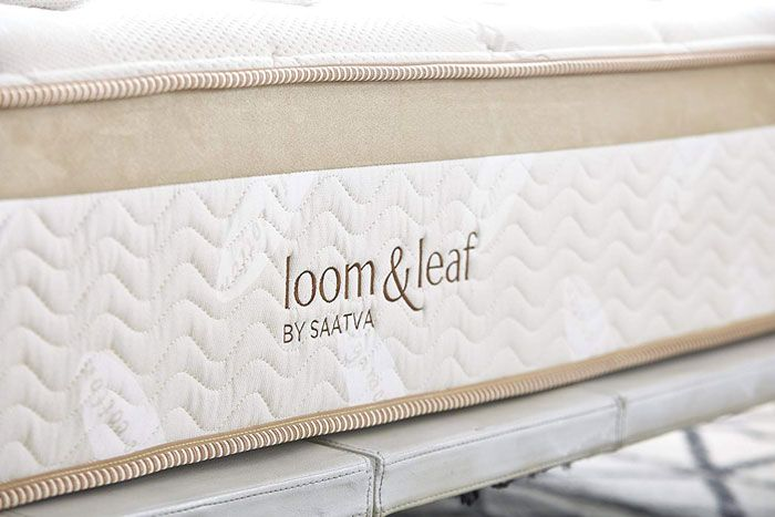 Loom And Leaf Mattress Review Insidebedroom Best Mattress Mattresses Reviews Mattress