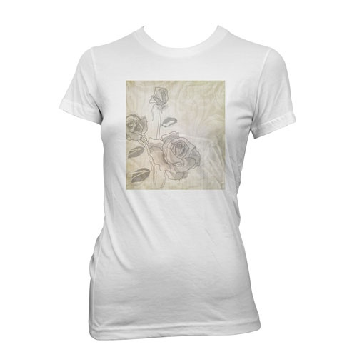 Hvit-Tskjorte-printet-og-trykket-med-TTC-transferpapir-rose  Lys tskjorte trykket med TTC Transferpapir http://www.themagictouch.no