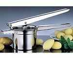 Küchenprofi Kartoffelpresse 18/10 l: 27cm, d: 8cm - http://besteckkaufen.com/kuechenprofi/kuechenprofi-kartoffelpresse-18-10-l-27cm-d-8cm