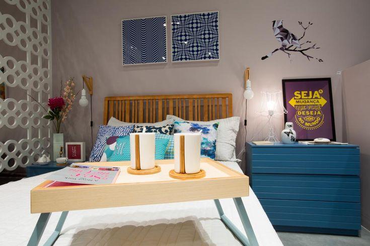 10 quartos inspiradores pra quem vai morar sozinho