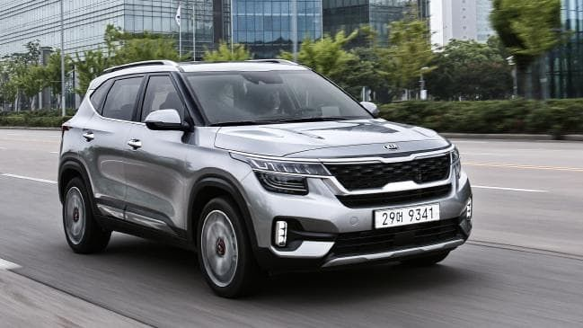 Kia S Game Changing Suv In 2020 With Images Kia Small Suv Suv